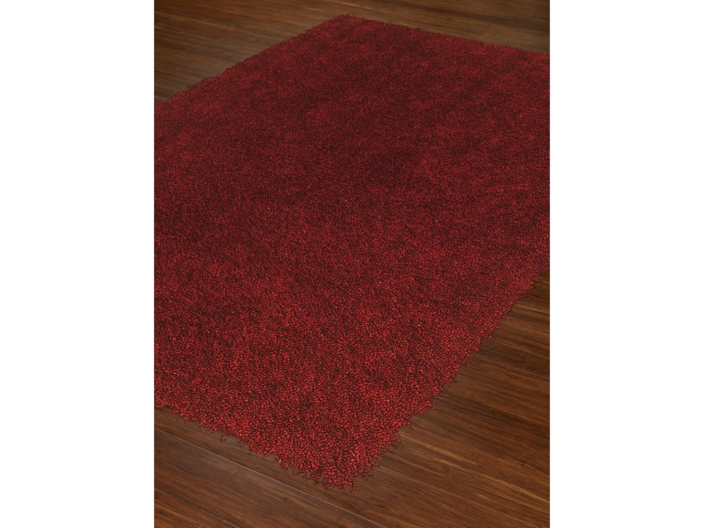 Dalyn BelizeRed 9'X13' Rug