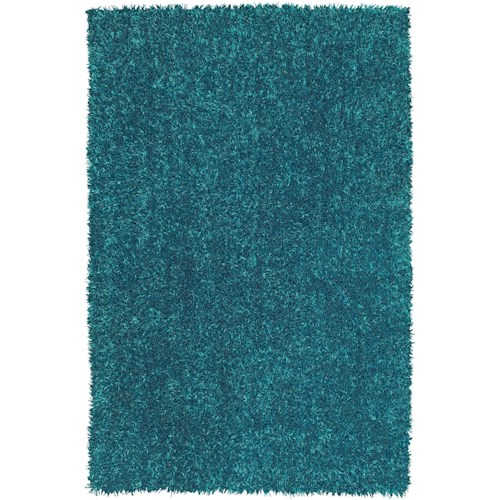 Dalyn Bright Lights Teal 8'X10' Rug