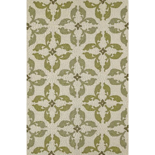 Dalyn Cabana Lime 9'X13' Rug