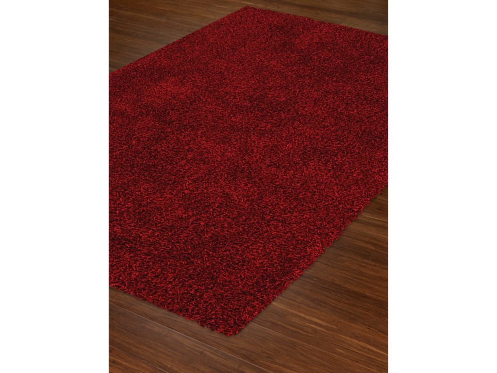 Dalyn IllusionsRed 9'X13' Rug