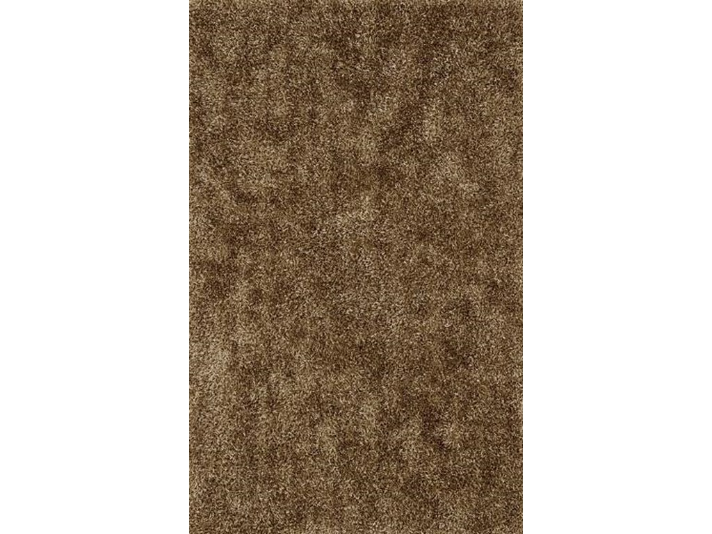 Dalyn ILLUSIONS9X13 Taupe Shag Rug