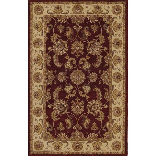 Dalyn Jewel Spice 5'X8' Rug