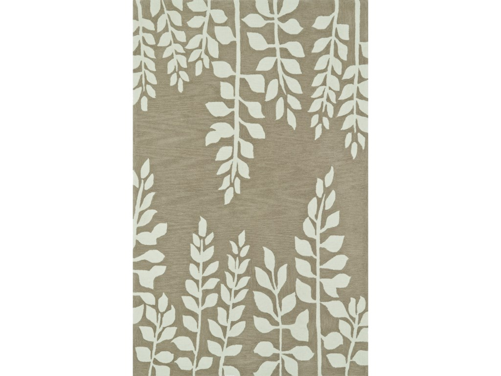Dalyn JourneyKhaki 5' x 7'6