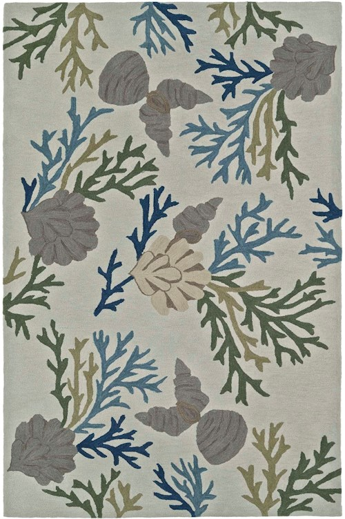 Dalyn Seaside Linen 5'X7'6