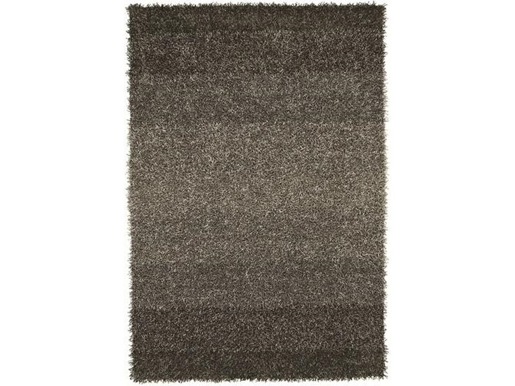 Dalyn SPECTRUM5x8 Pewter Rug