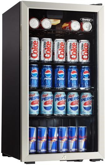 Danby Wine Coolers And Beverage Centers3.3 Cu. Ft. Beverage Center ...