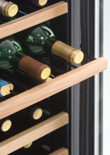 Beechwood Facing Shelves