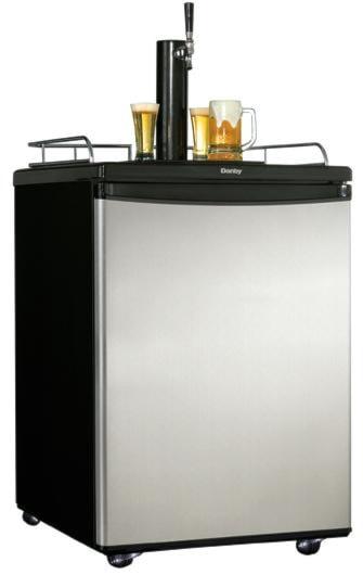 Danby 5 8 Cu Ft Keg Cooler Colder S Furniture And