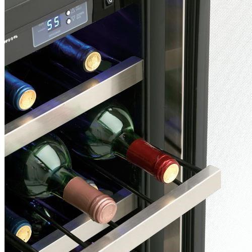 Stores Wine in an Optimal Environment for Longevity