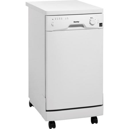 8 Place Setting Dishwasher