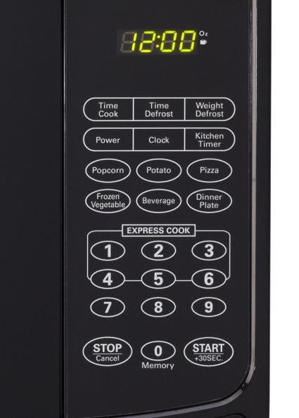 Convenient Electronic Controls