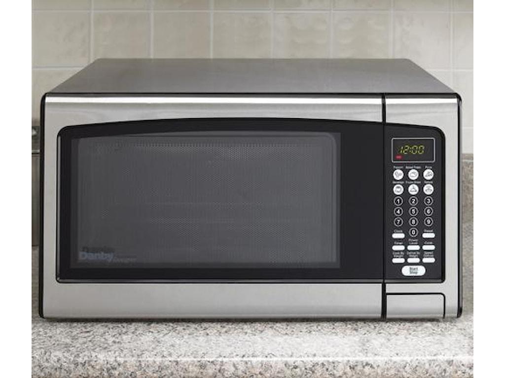 Danby Microwaves1.1 Cu. Ft. Countertop Microwave