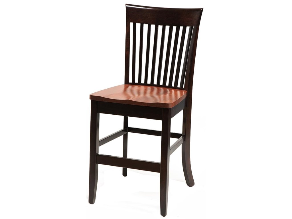 Daniel's Amish CarletonSide Chair 30