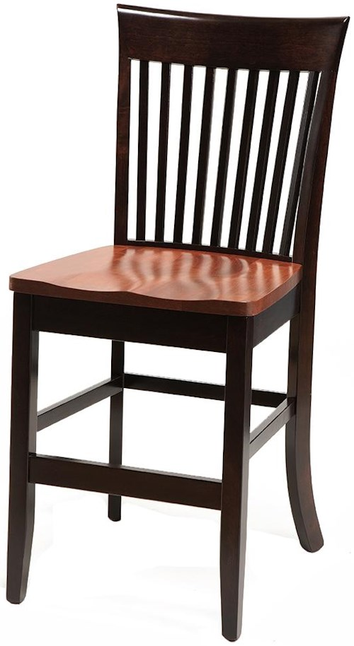 Daniel's Amish Carleton Side Chair 30