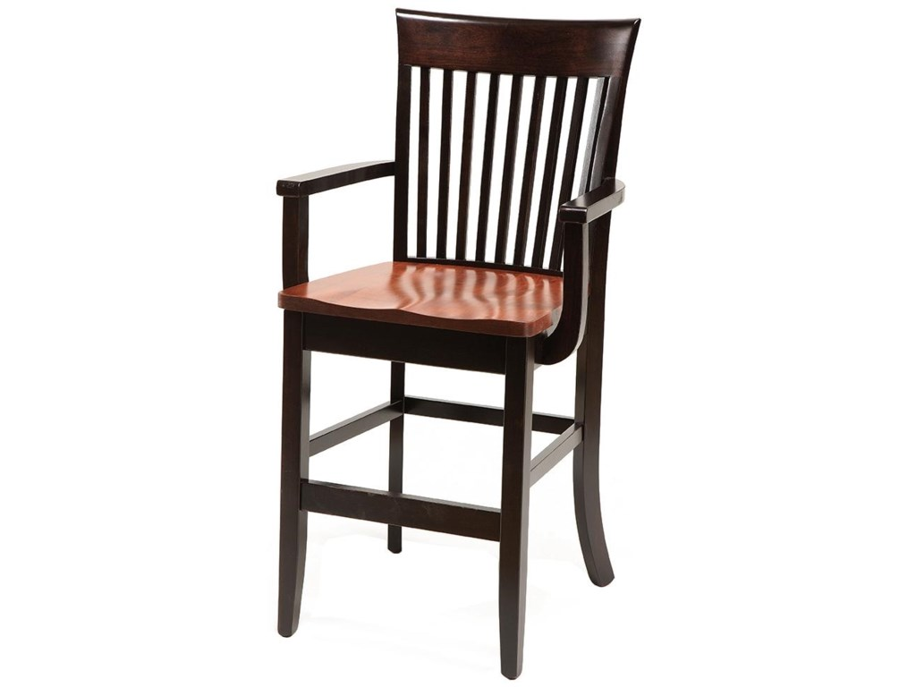 Daniel's Amish CarletonArm Chair 30