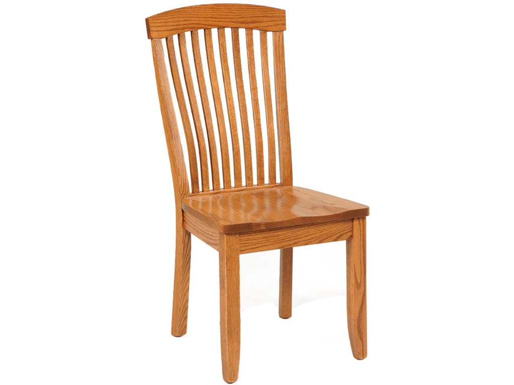 Daniel's Amish ShakerEmpire Side Chair