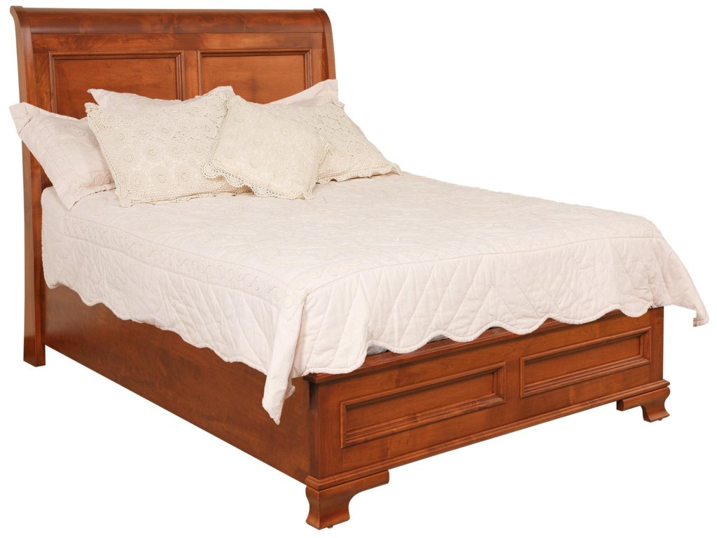 Daniel's Amish ClassicTwin Bed