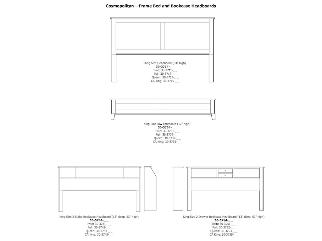 Daniel's Amish CosmopolitanQueen Pedestal Bed W/ Storage Drawers