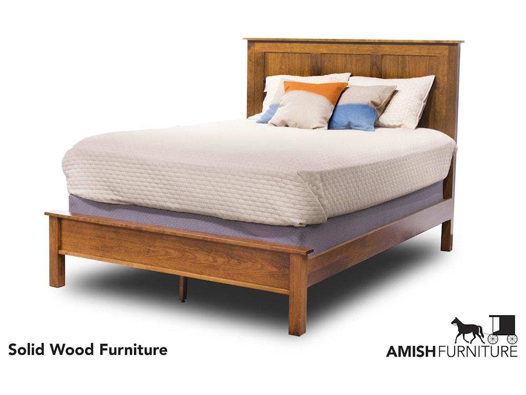 Daniel's Amish EleganceQueen Bed