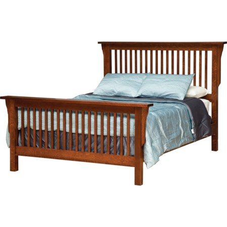 Queen Frame Bed