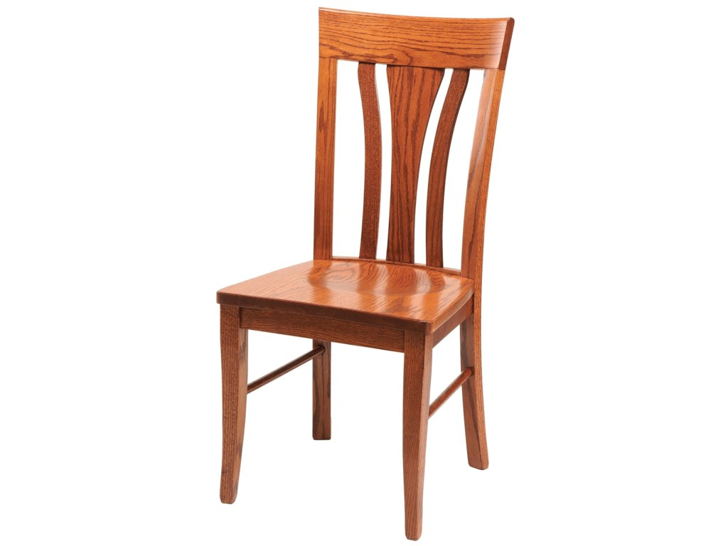 Daniel's Amish Chairs and BarstoolsTulip Side Chair