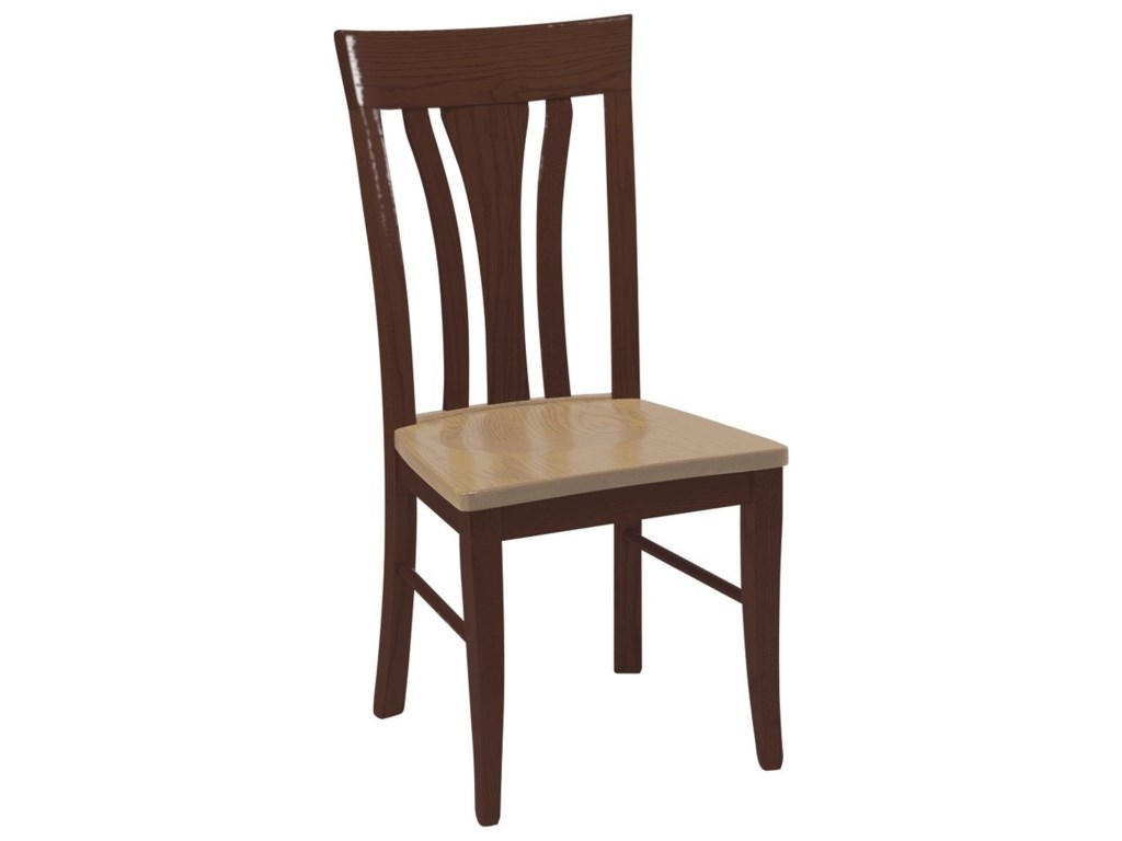 Daniel's Amish Chairs and BarstoolsTulip Counter Height Side Chair