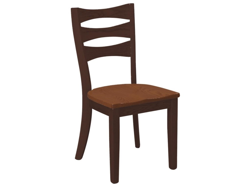 Daniel's Amish Chairs and BarstoolsSierra Side Chair