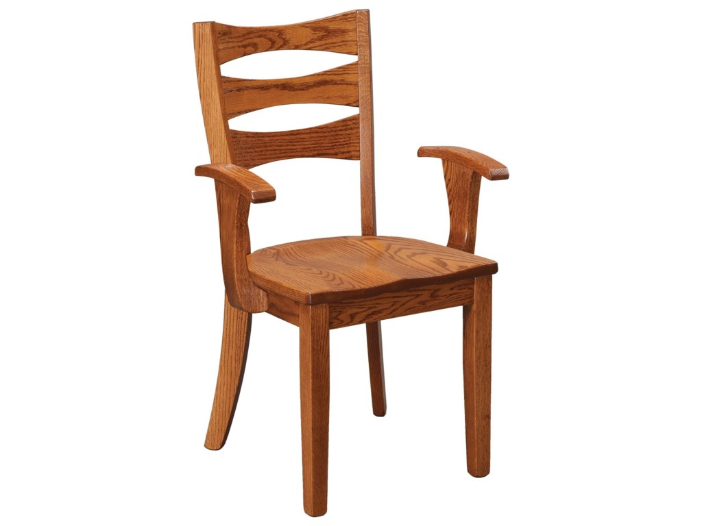 Daniel's Amish Chairs and BarstoolsSierra Arm Chair