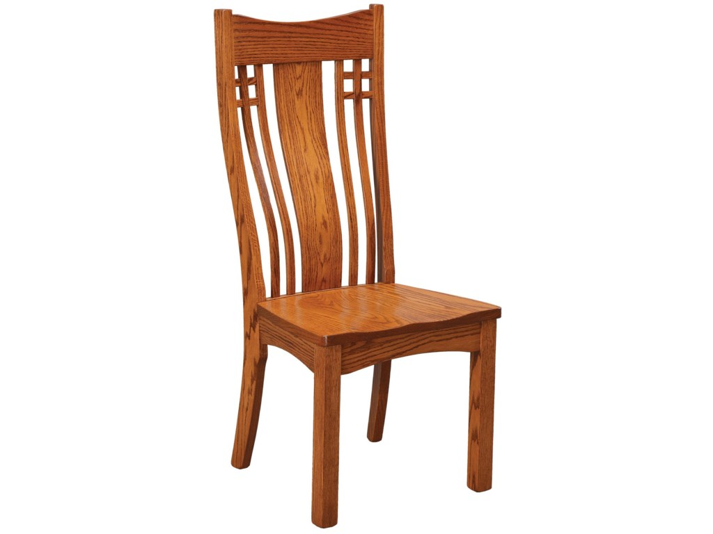 Daniel's Amish Chairs and BarstoolsLarson Mission Side Chair