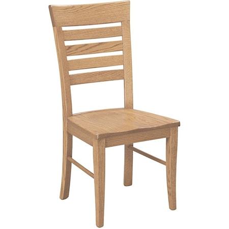 Metro Ladder Side Chair