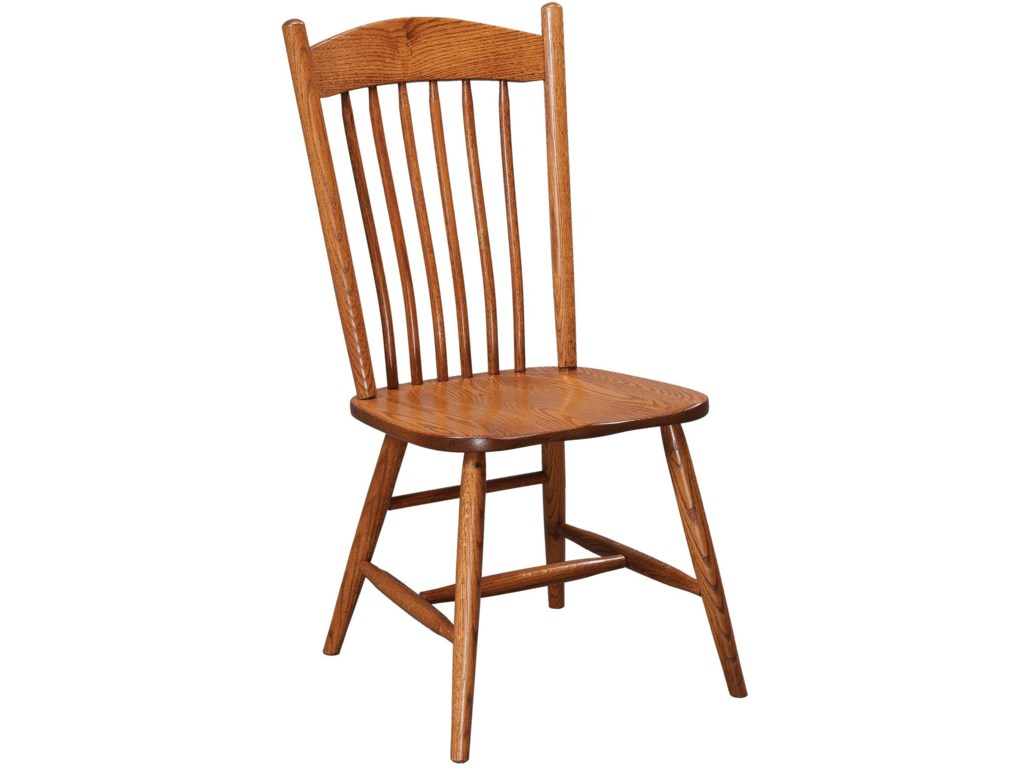 Daniel's Amish Chairs and BarstoolsSpringfield Side Chair