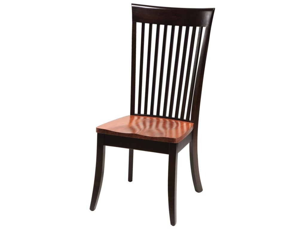 Daniel's Amish Chairs and BarstoolsCarleton Side Chair