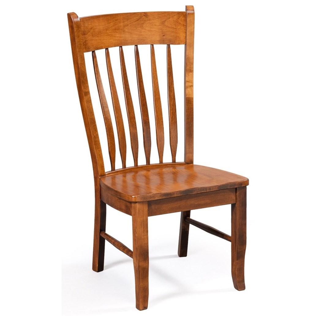 Chairs And Barstools 13 3603 Buckeye Bar Chair By Danielu0027s Amish