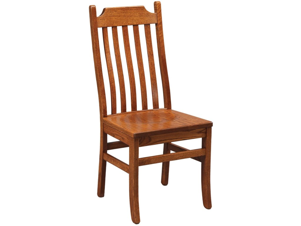 Daniel's Amish Chairs and BarstoolsMt. Vernon Side Chair