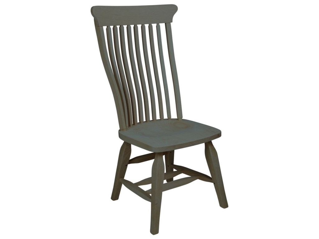 Daniel's Amish Chairs and BarstoolsOld Country Side Chair