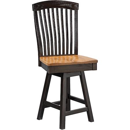 Empire Swivel Counter Chair