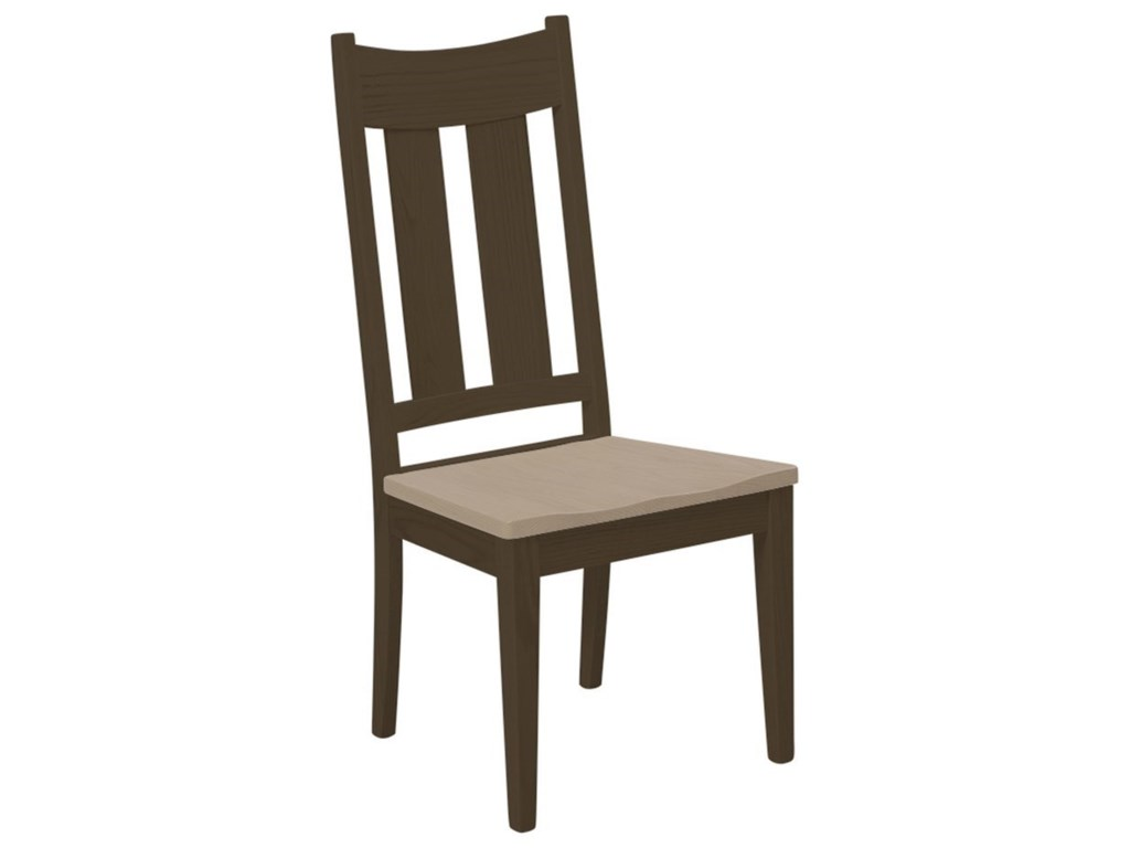 Daniel's Amish Chairs and BarstoolsTampa Side Chair