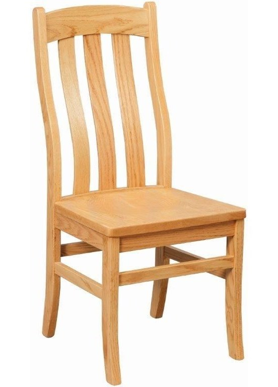 Daniel's Amish Chairs and BarstoolsOrlando Side Chair