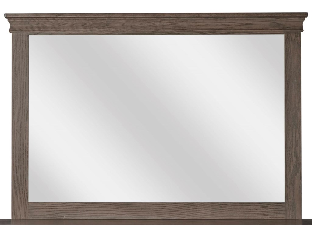 Daniel's Amish CottageTall Wide Mirror