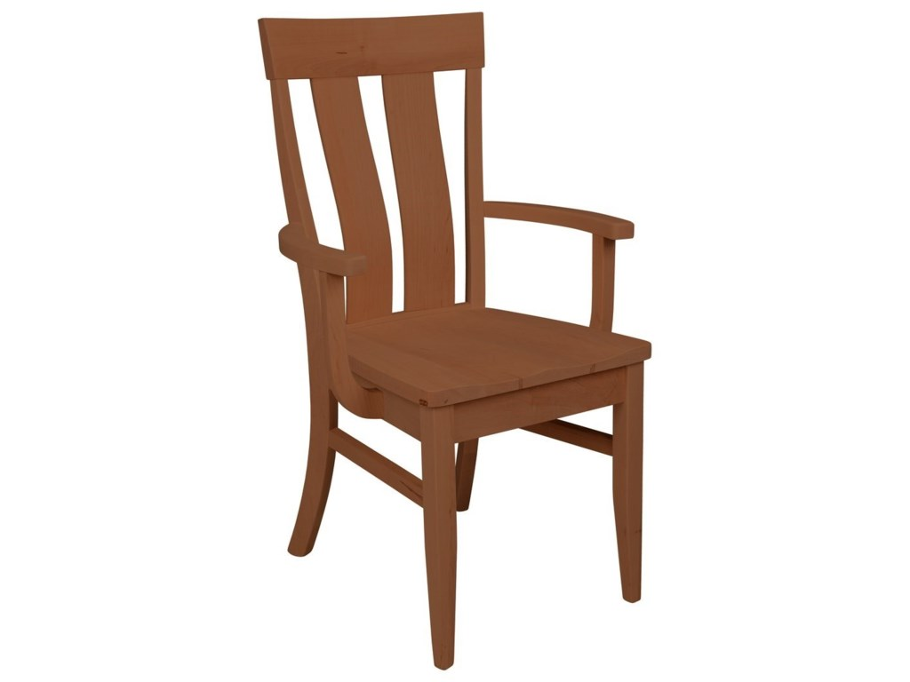 Daniel's Amish HanoverArm Chair