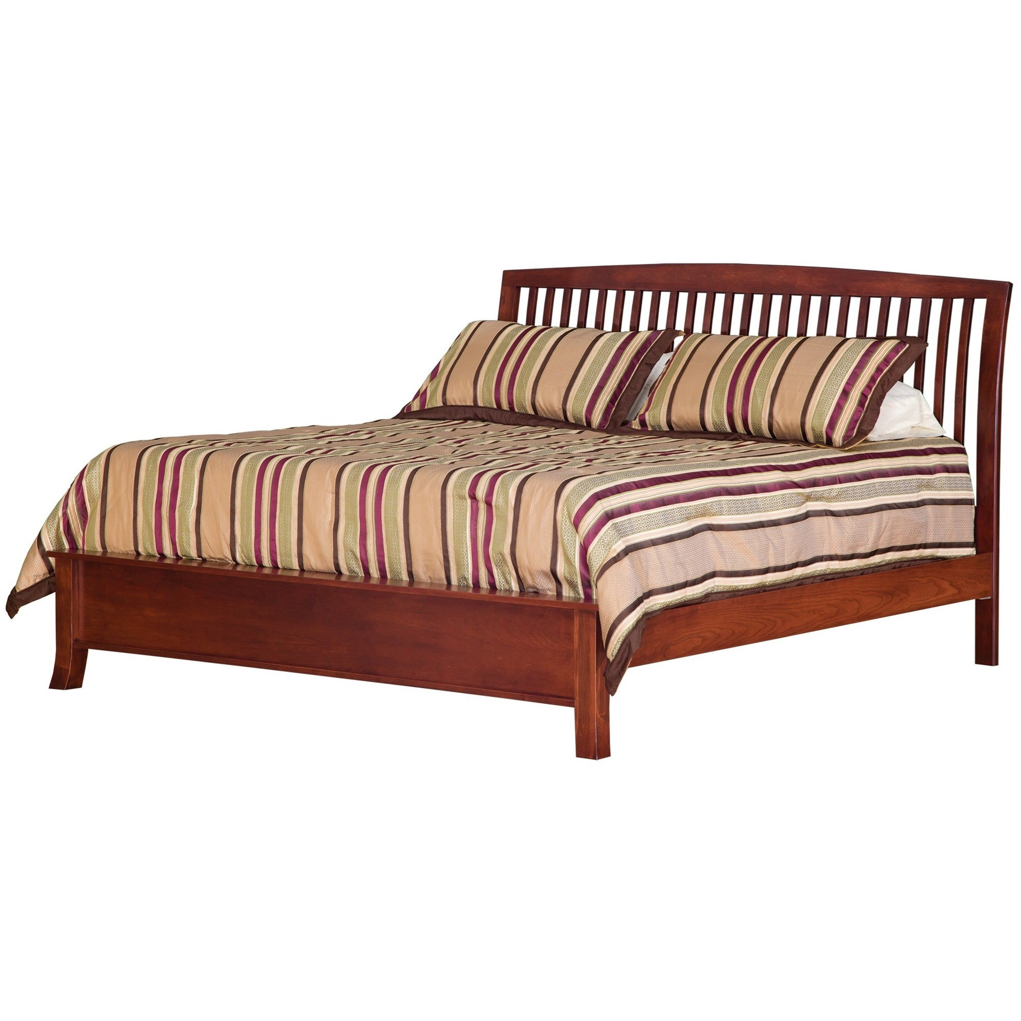 Danielu0027s Amish HolmesKing Bed