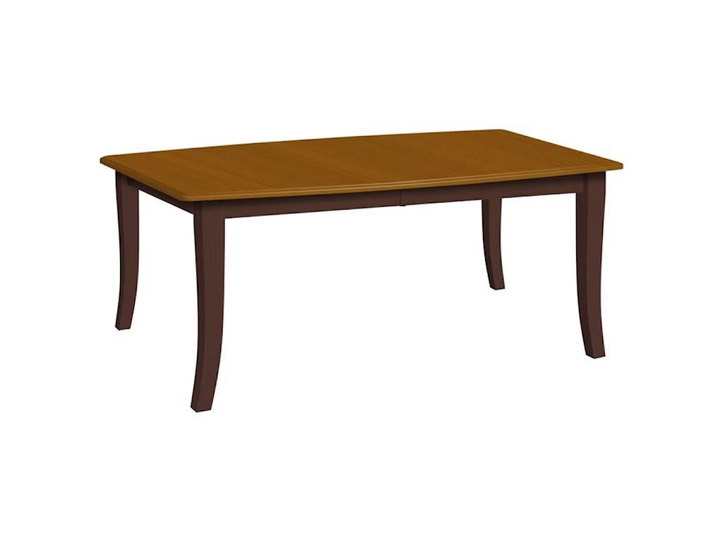 Daniel's Amish LegDining Table