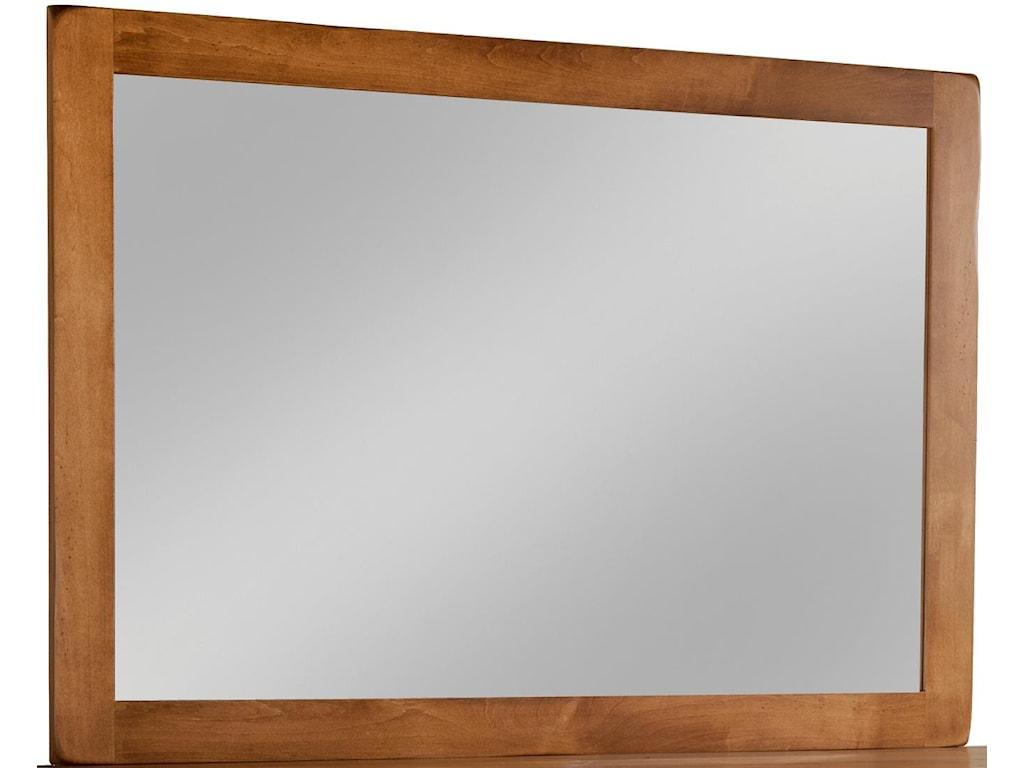 Daniel's Amish LewistonTall Wide Mirror