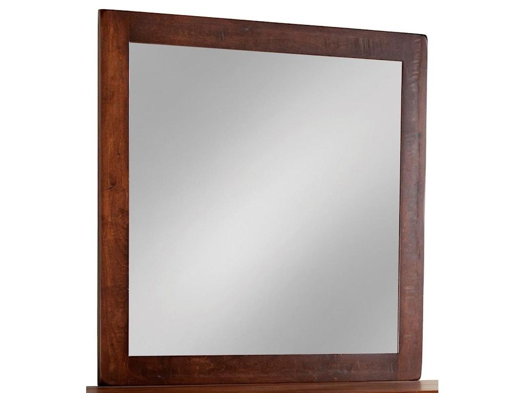 Daniel's Amish LewistonDresser Mirror