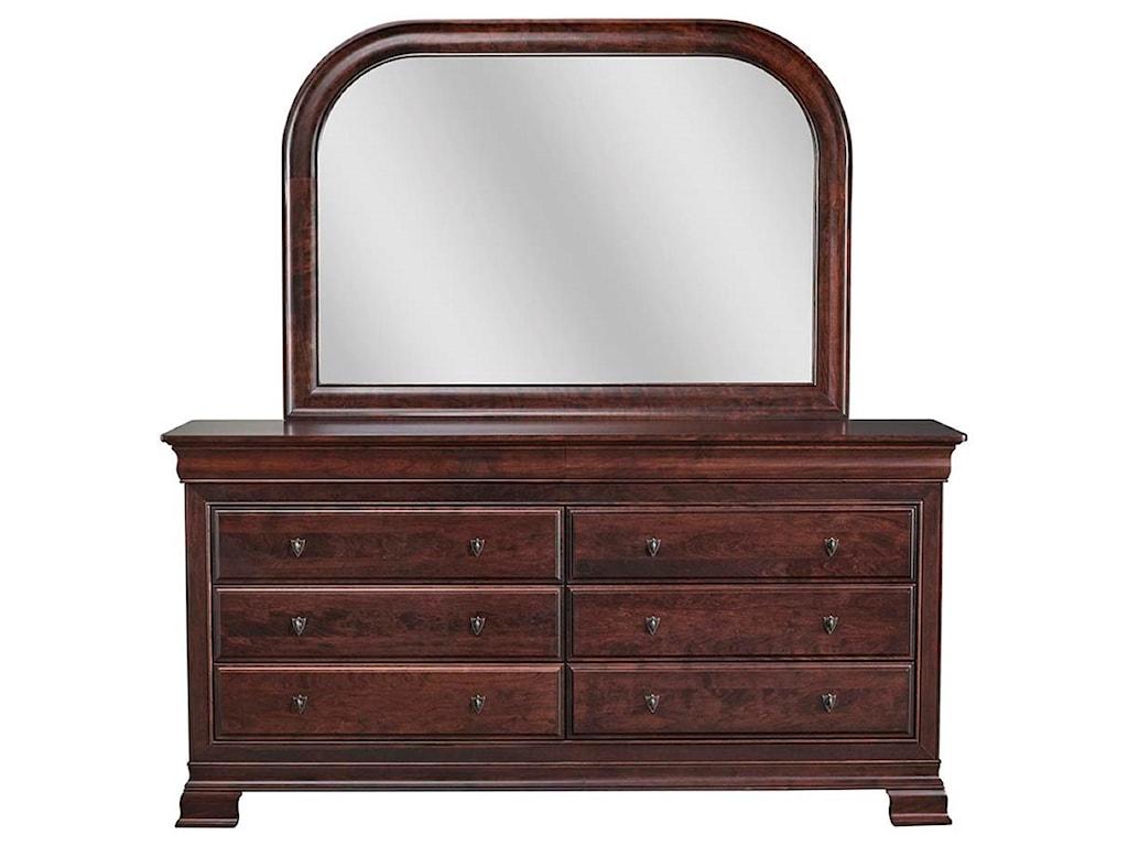Daniel's Amish Dresser