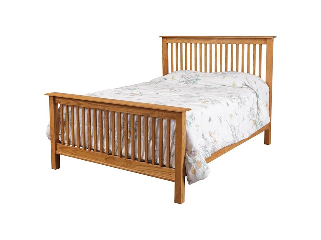 Daniel's Amish SimplicityKing Bed