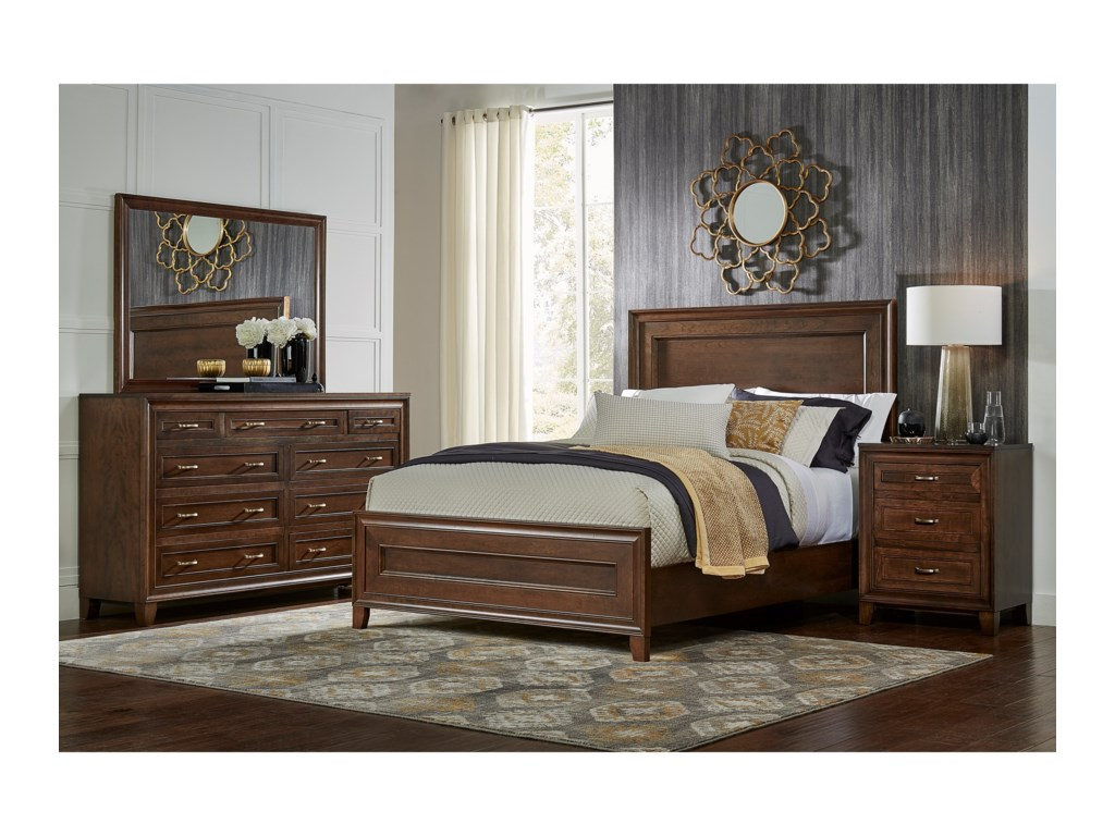 Daniel's Amish SummervilleCalifornia King Bedroom Group