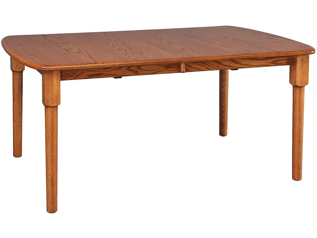 Daniel's Amish Tables36