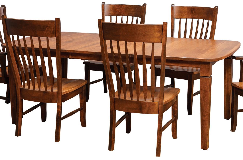 Danielu0027s Amish TablesDistressed Table ...