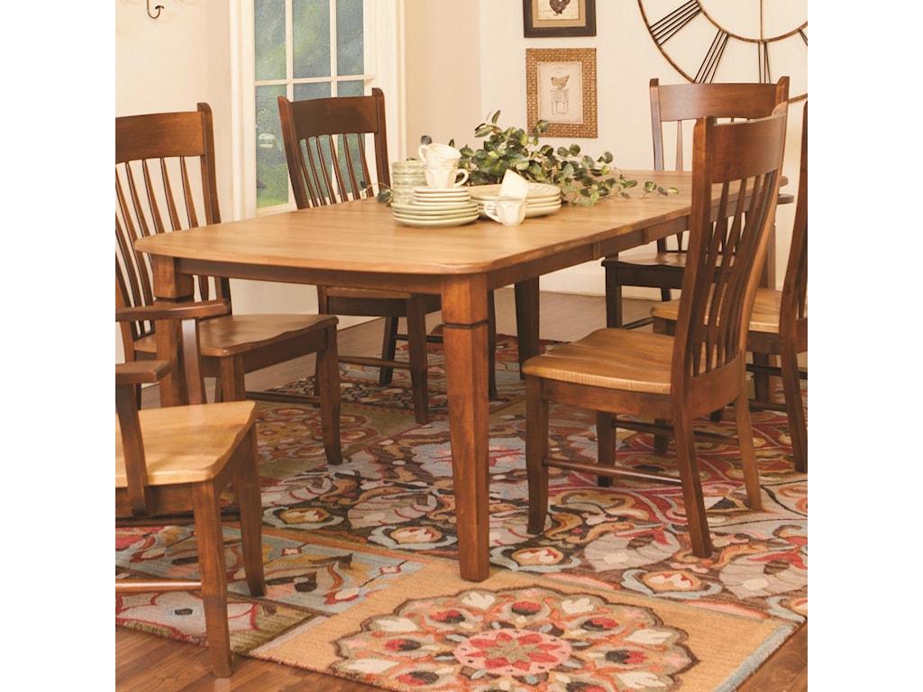 Daniel's Amish TablesDistressed Table